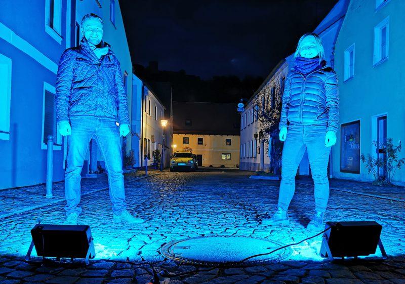 """Licht im Lockdown: Freie Wähler wollen, dass #KallmünzLeuchtet Antrag für eine """"strahlende Idee"""": Rückt der Advent die Marktgemeinde in ein neues Licht? / Abstimmung vermutlich Ende November"""