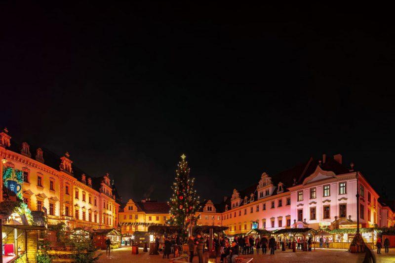 """Nach Lockdown: """"Romantischer Weihnachtsmarkt auf Schloss Thurn und Taxis"""" verschiebt Eröffnung Veranstalter Peter Kittel plant eine Verlängerung bis 10. Januar"""
