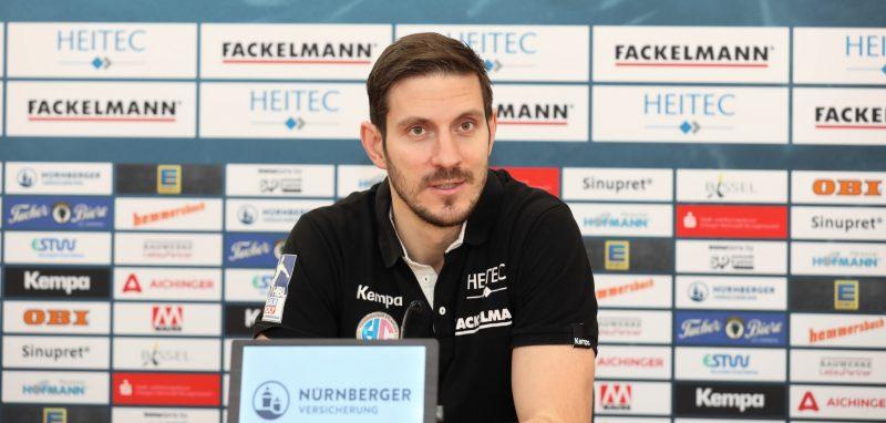 Handball: HC Erlangen empfängt Leipzig in der ARENA Das wird ein kampfbetontes Spiel