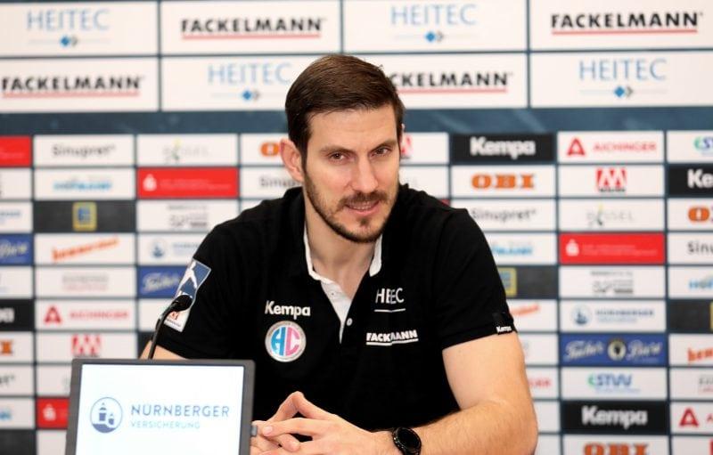 Handball: HC Erlangen will gegen Hannover punkten Einige Verletzungssorgen beim HCE