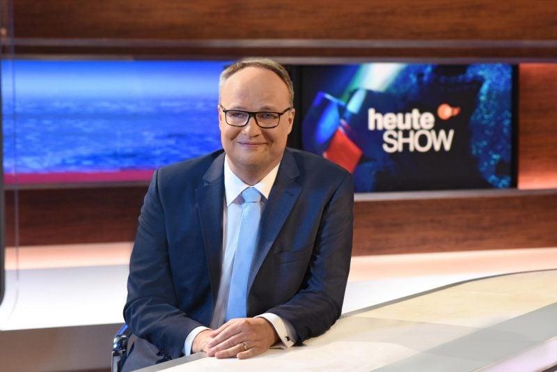 «heute show» - Oliver Welke