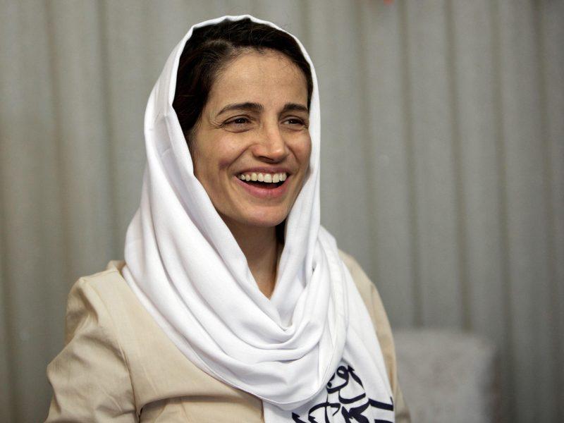 Iranische Menschenrechtlerin Sotudeh