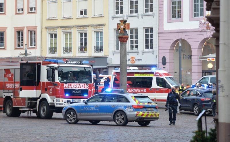 Einsatz in Trier