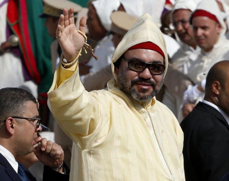 König Mohammed VI. von Marokko