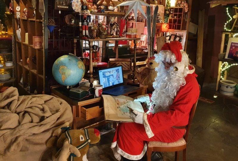 Weihnachtsmann digital