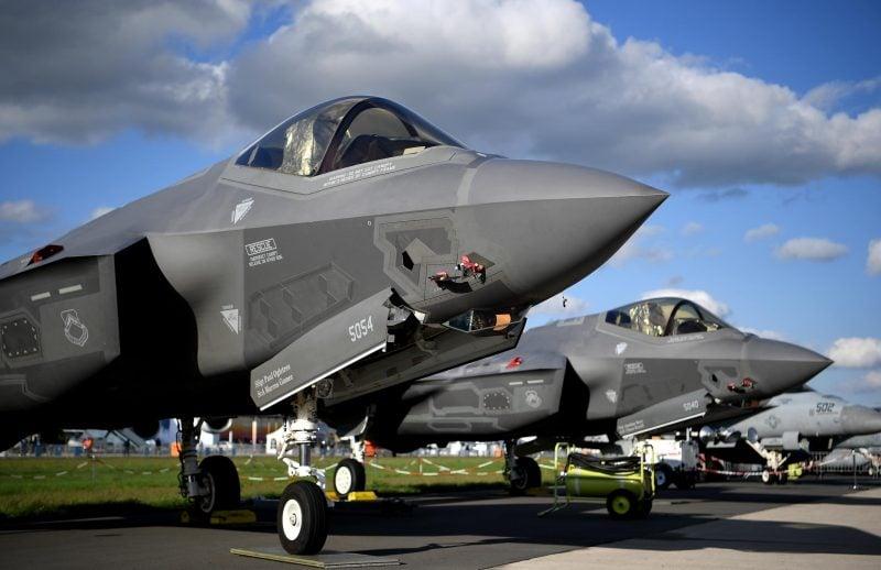 USA an der Spitze bei Waffenexporten