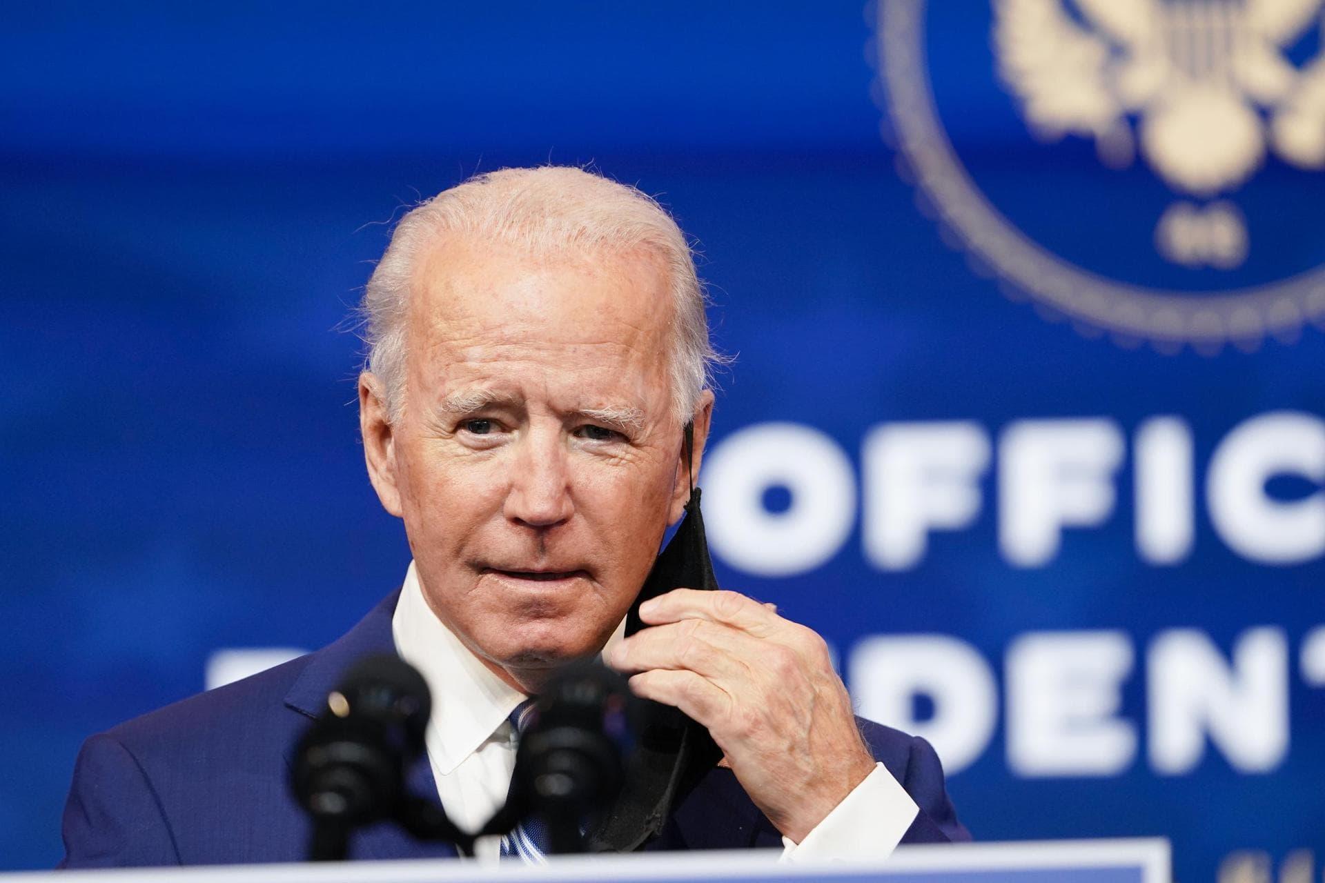 Biden will traditionelle US-Bündnisse wiederbeleben Rolle der Diplomatie stärken