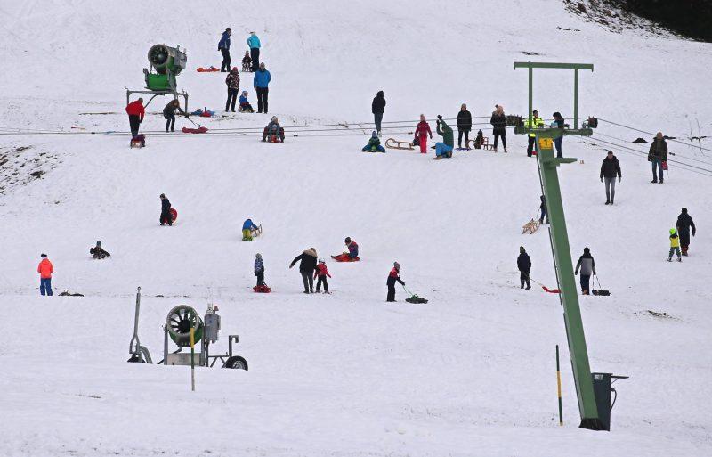 Öffnung von Skipisten für Tourengeher Forderung von Bund Naturschutz in Bayern