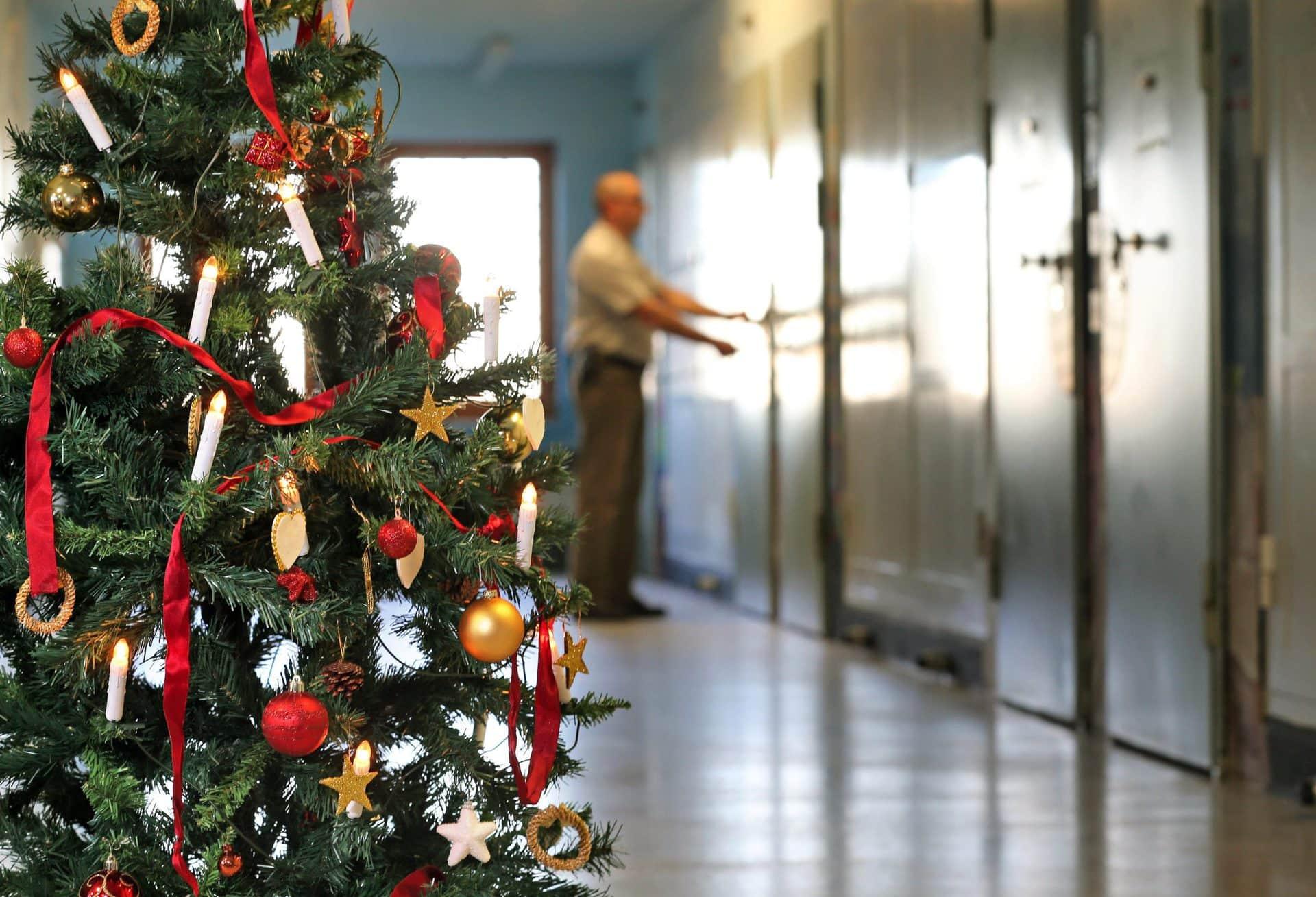 Bundesländer entlassen mehr als 950 Gefangene Weihnachtsamnestie