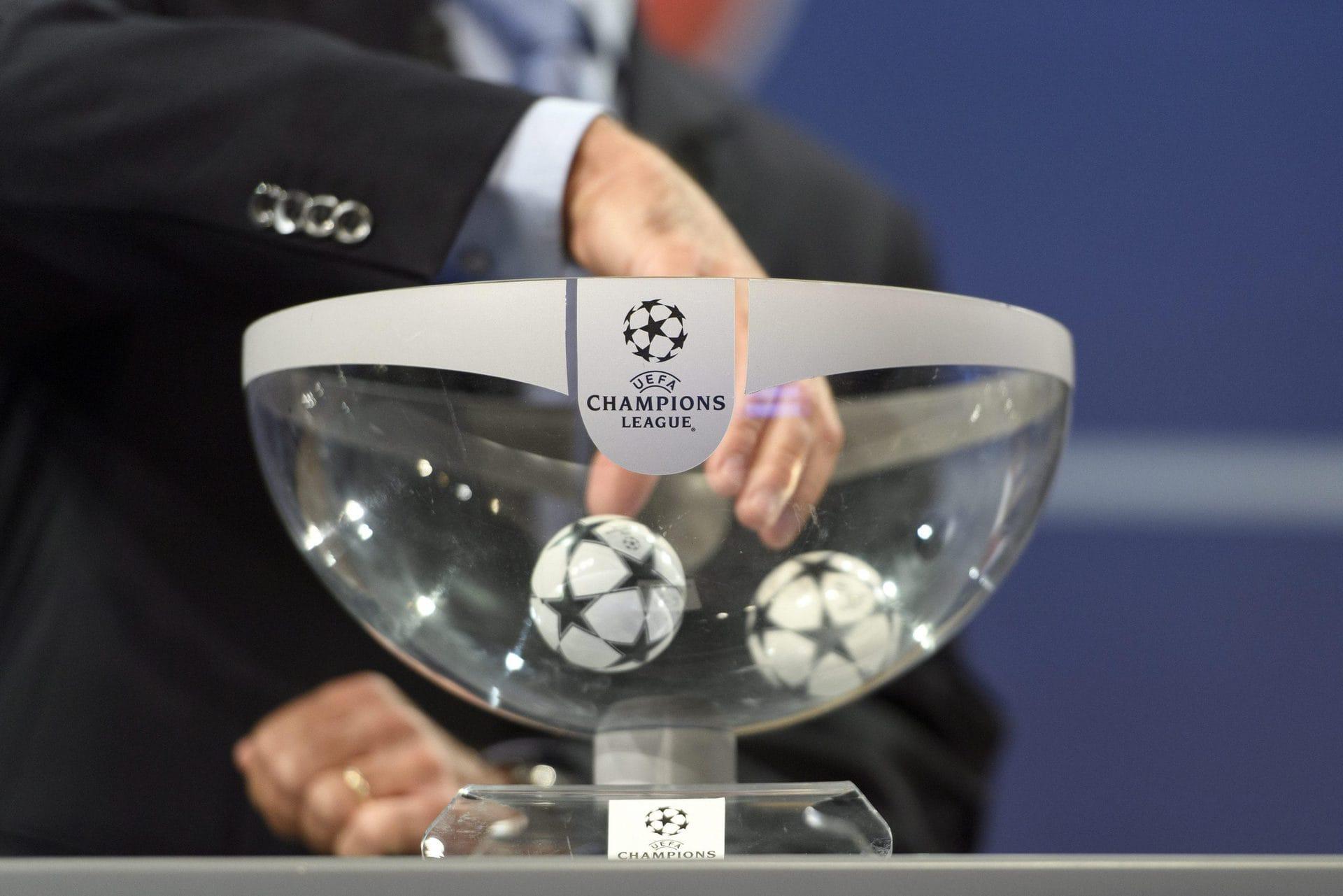 Champions League: Bayern & Co. warten gespannt auf ihre Lose Achtelfinal-Auslosung