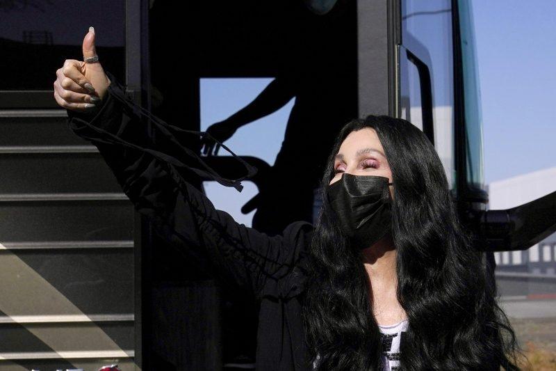 US-Sängerin Cher