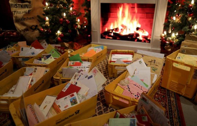 Kinderwünsche zu Weihnachten