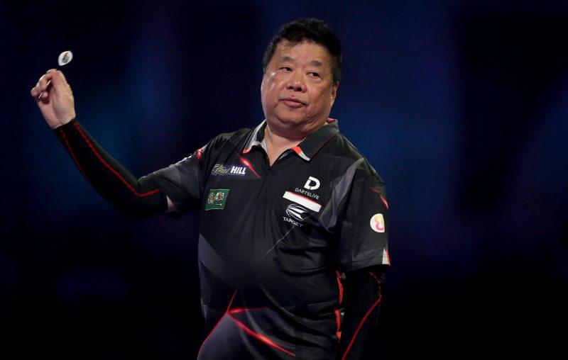 Der 66-jährige Paul Lim aus Signapur ist eine Legende des Sports.