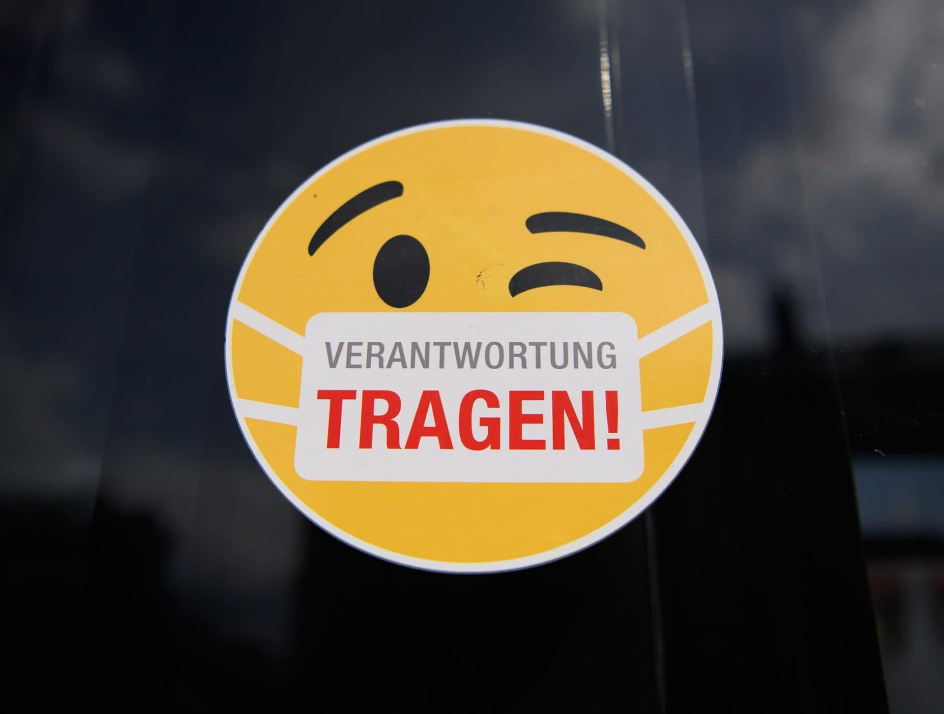 Corona: Das gilt ab Montag (12. April) in Bayern Infektionszahlen und Belegung der Intensivbetten weiter auf hohem Niveau
