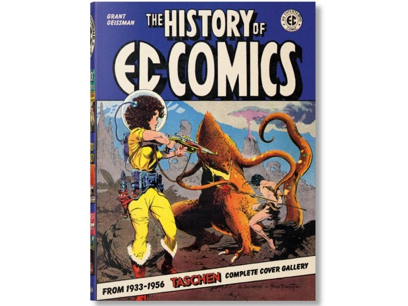 «The History of EC Comics»