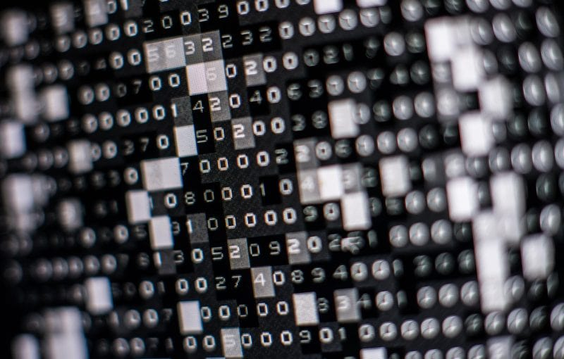 Verschlüsselte Daten