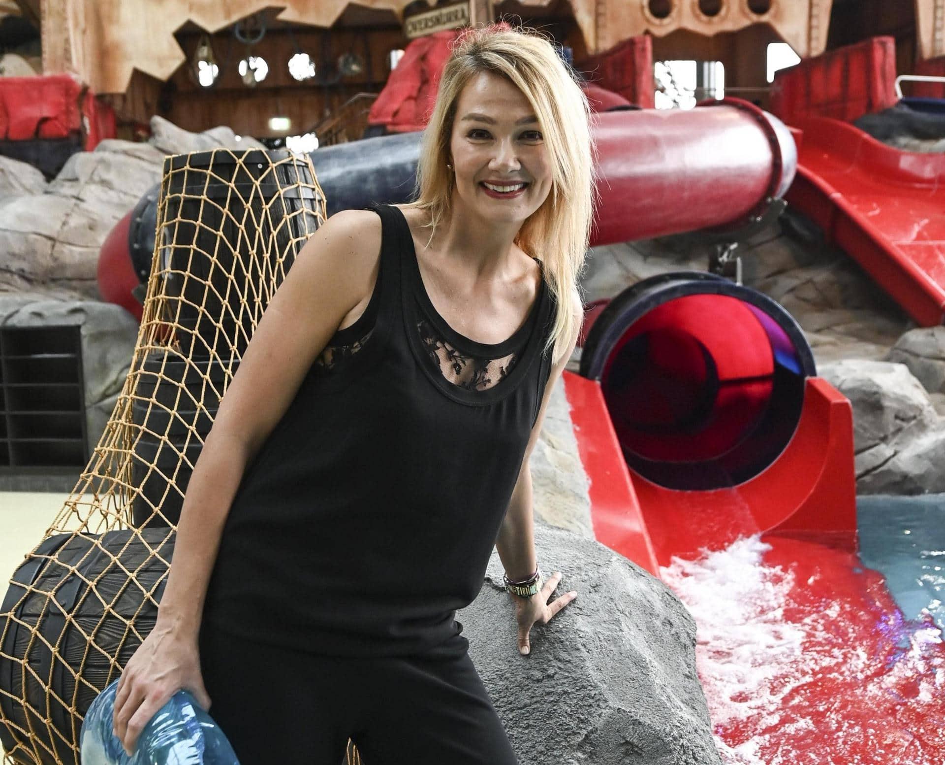 Franziska van Almsick sorgt sich um Nichtschwimmer Corona-Generation