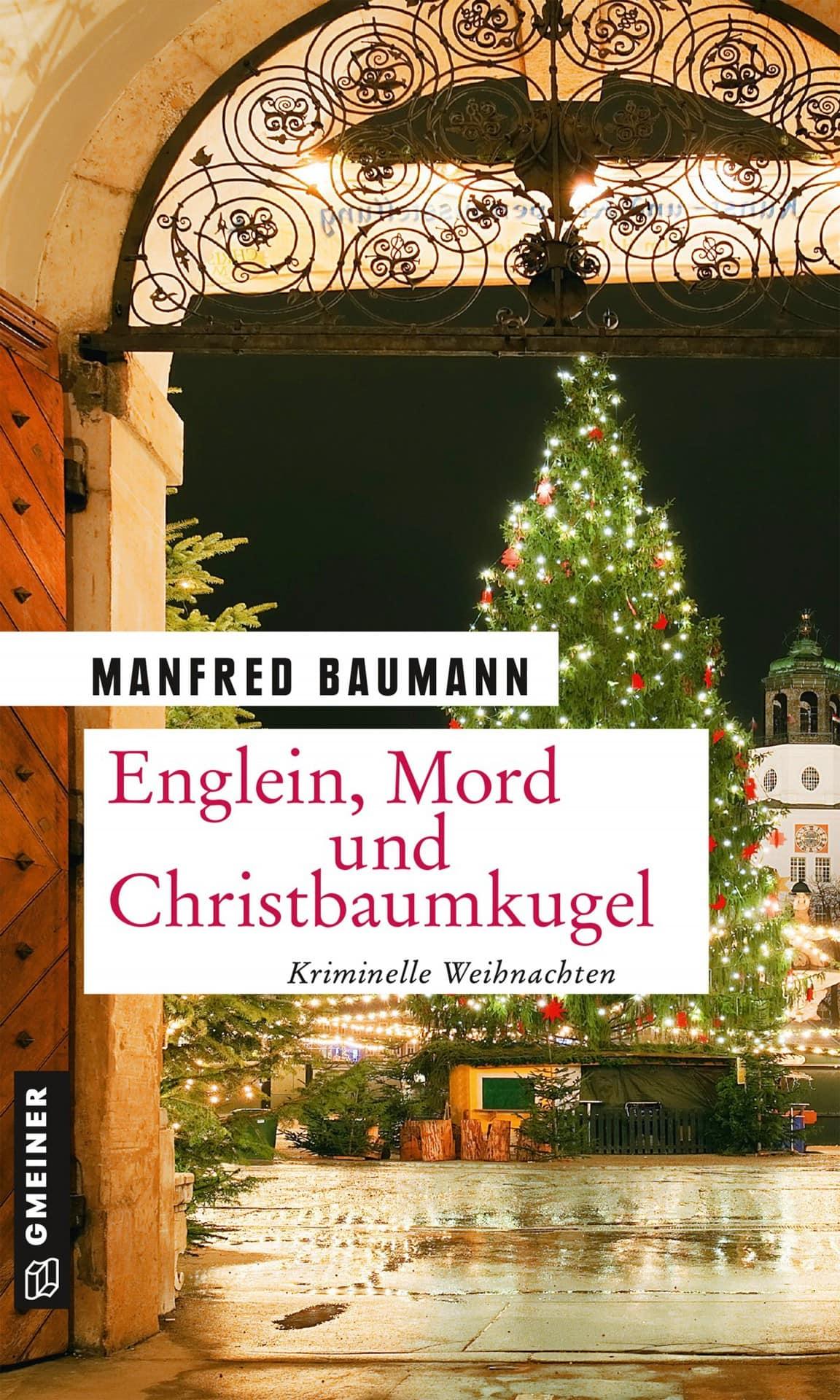 """Mörderischer Weihnachtszauber """"Englein, Mord und Christbaumkugel"""" - eine tolle Blizz-Verlosung vor Weihnachten"""