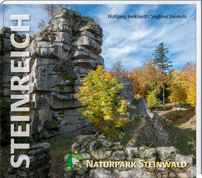 """Der Steinwald: Juwel bayerischer Naturparklandschaft Blizz verlost das neue Werk """"Steinreich"""" der Autoren Steinkohl und Benkhardt"""