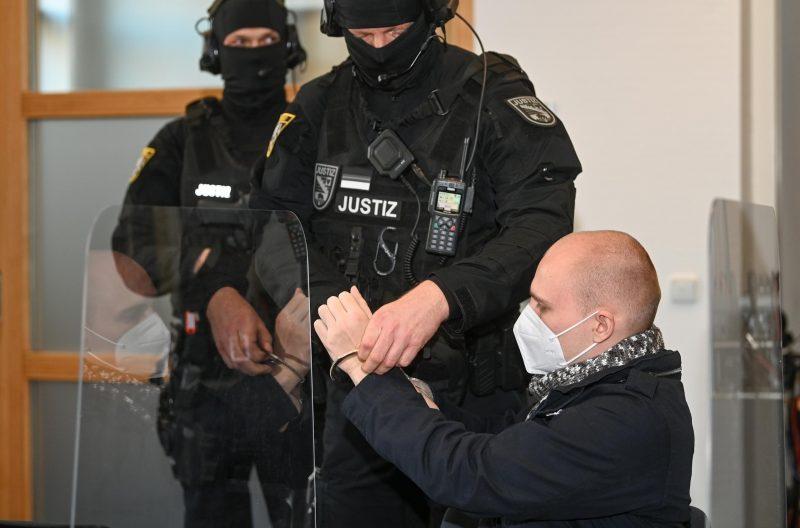 Prozess zum Terroranschlag von Halle