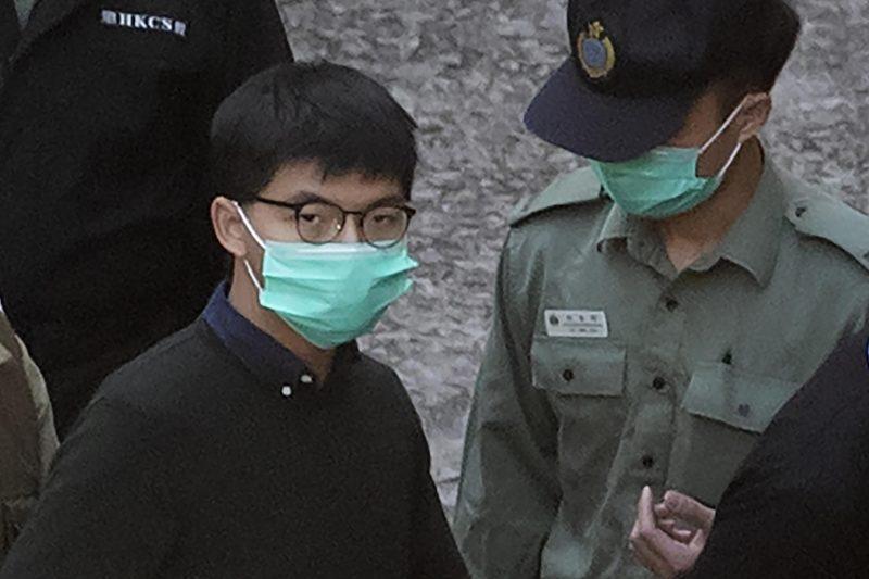 Urteil gegen Aktivisten in Hongkong