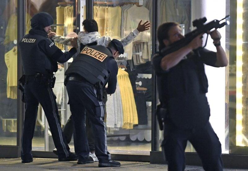 Terroranschlag in Wien