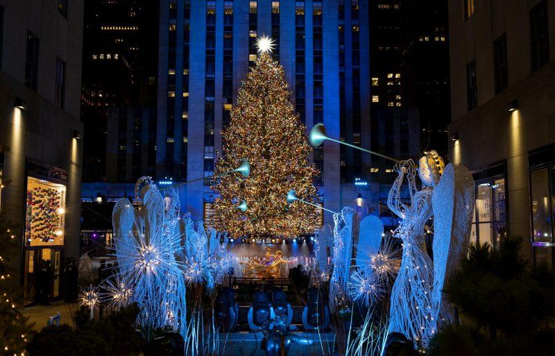 Rockefeller-Weihnachtsbaum