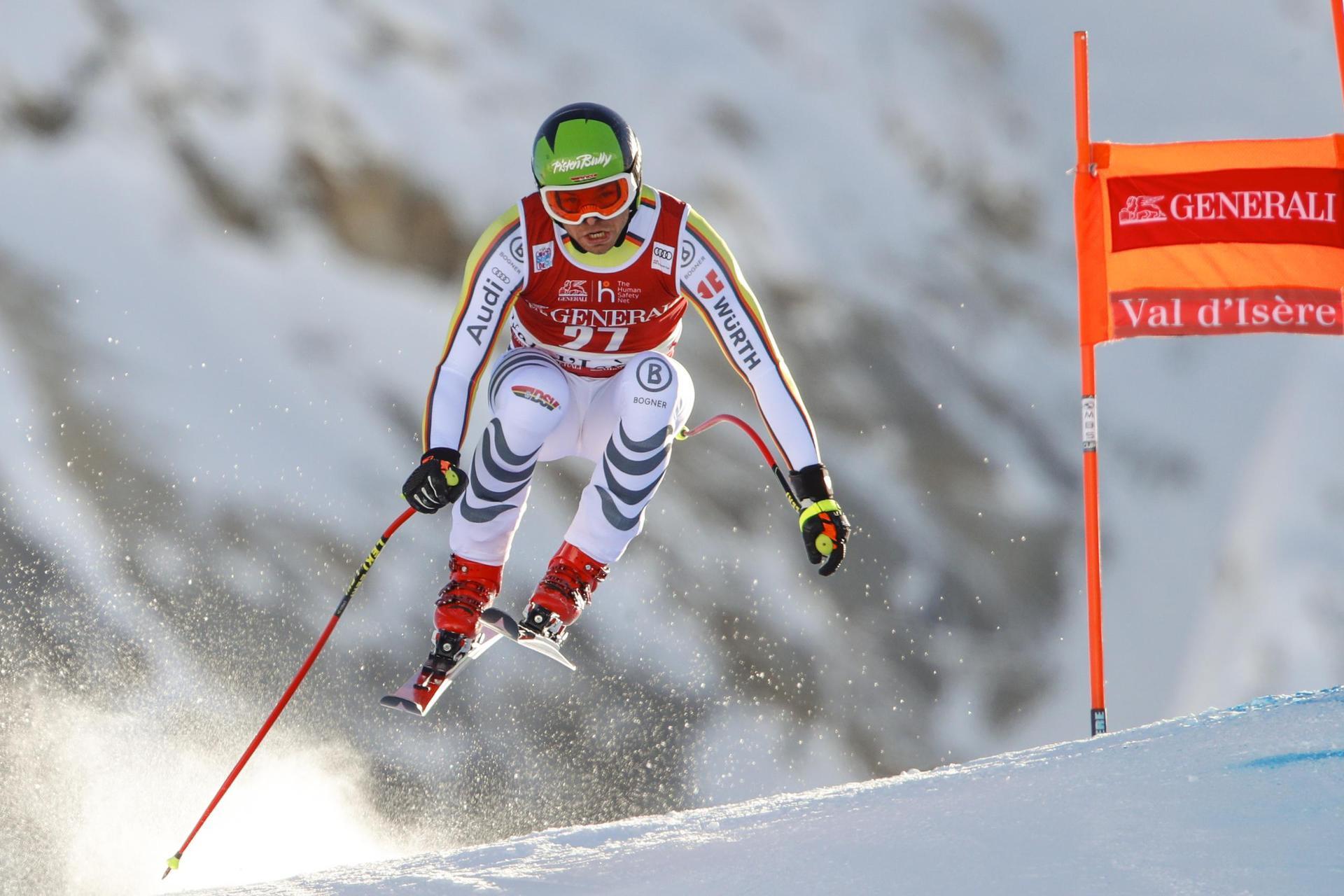 «Locker wie nie»: Skirennfahrer Sander beflügelt nach Gröden Ski alpin