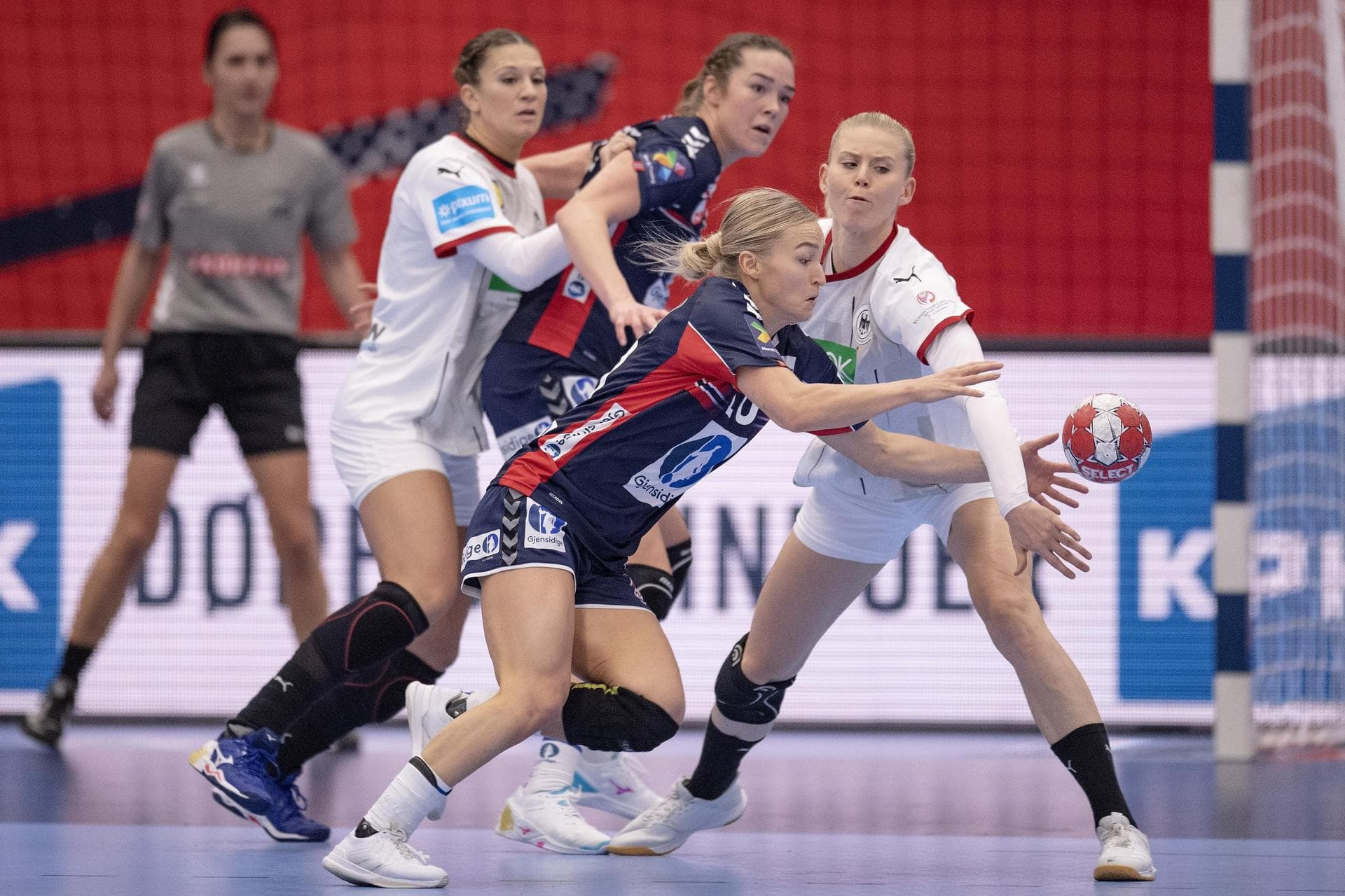 Nach Norwegen-Debakel: DHB-Frauen wollen «Trotzreaktion» Handball-Europameisterschaft