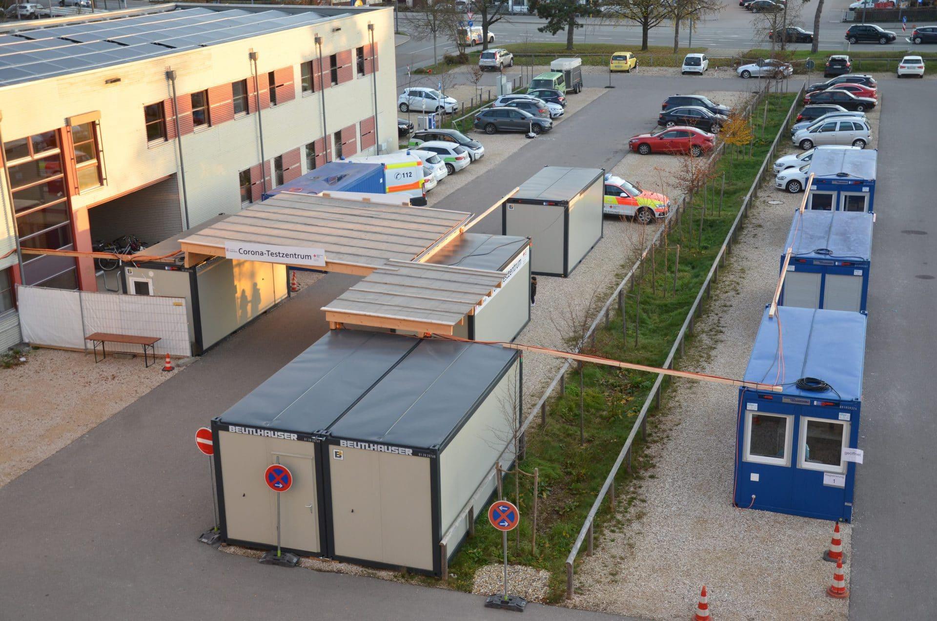 Erweiterte Öffnungszeiten im Corona-Testzentrum Landkreis Regensburg: Testzentrum zusätzlich am 2. und 9. Januar geöffnet