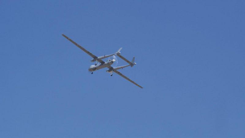 Drohne Heron TP