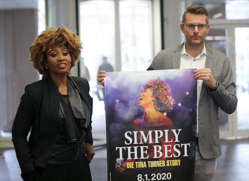 Darstellerin von Tina Turner