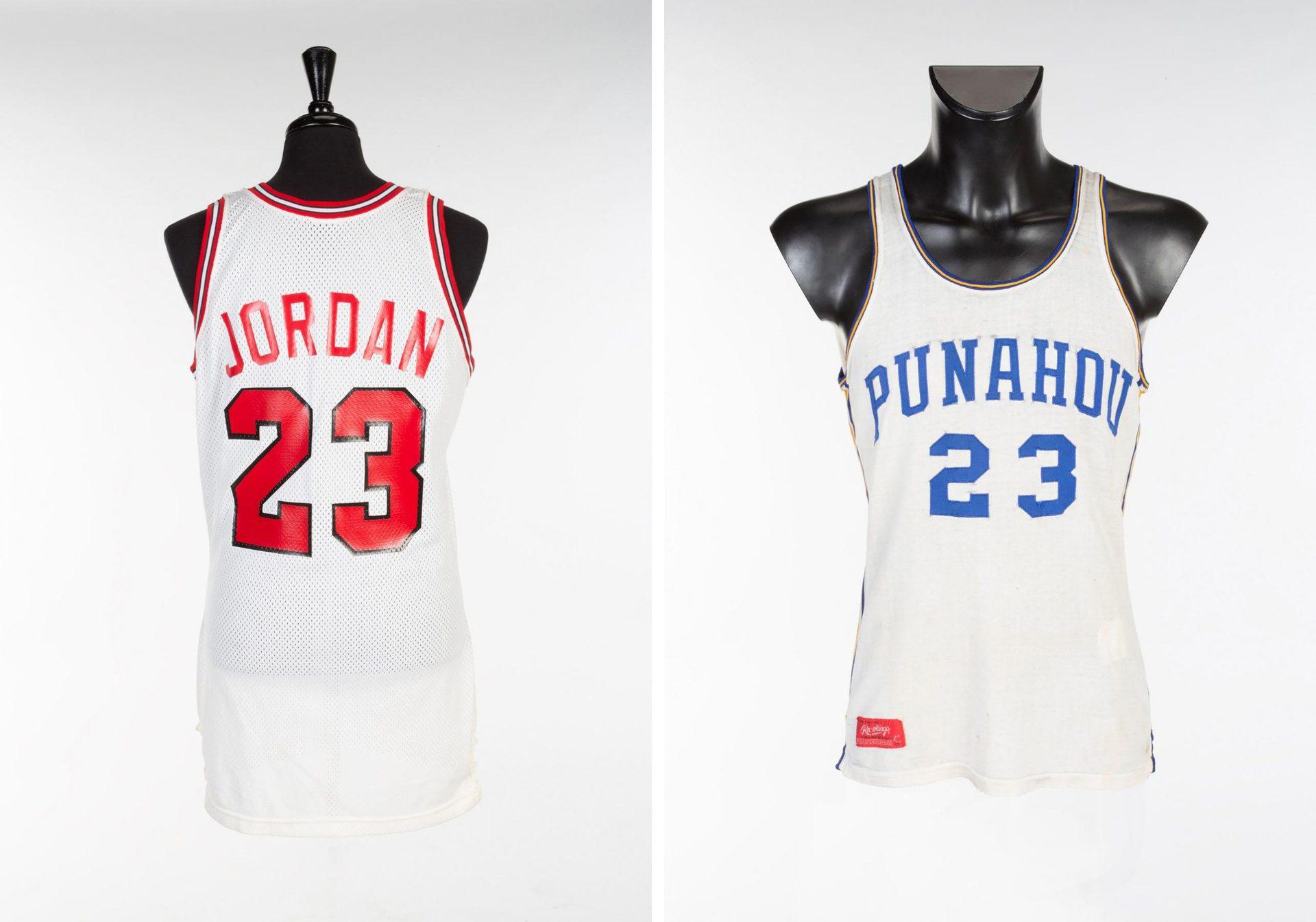 Trikot von Michael Jordan für Rekordpreis versteigert Basketball