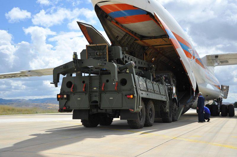S-400 Raketenabwehrsystem