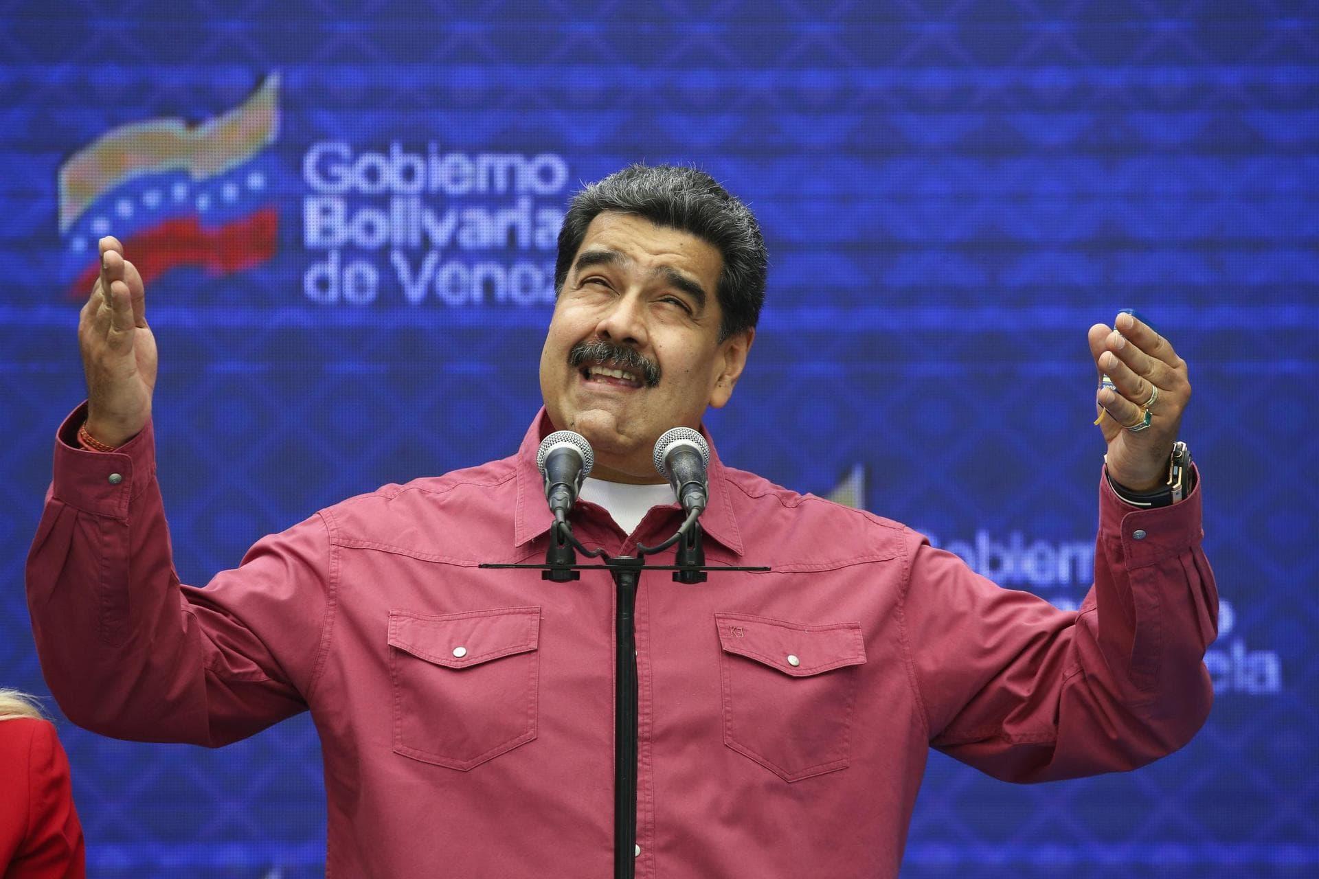 Venezuela: Maduro beansprucht Sieg für seine Sozialisten Wahl-Boykott der Opposition