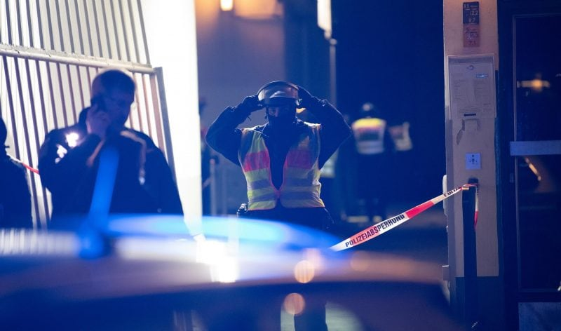 Schießerei in Kreuzberg