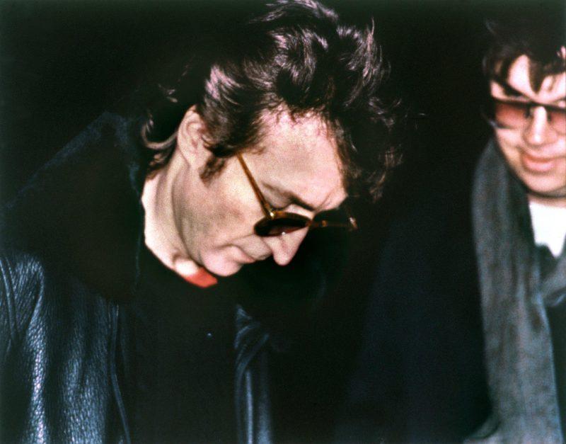 Vor 40 Jahren wurde John Lennon ermordet «Ich wurde getroffen»