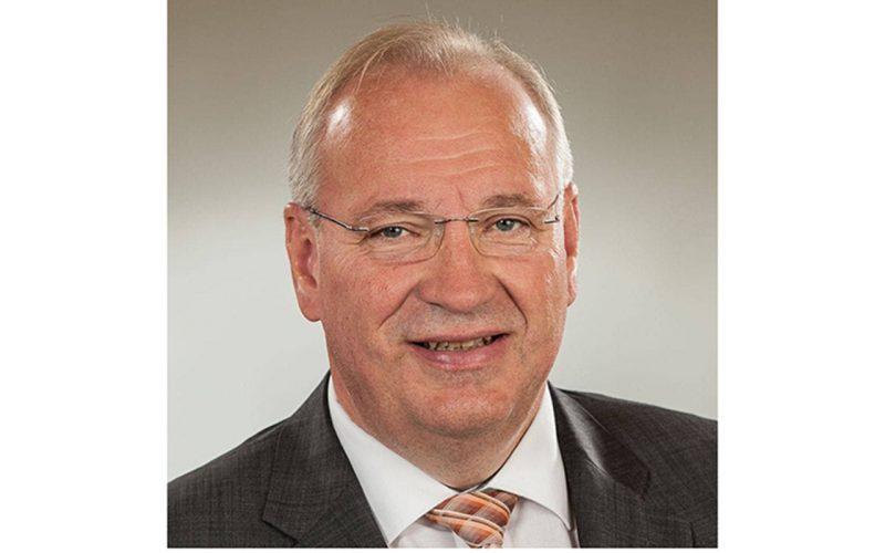 Neujahrsgruß des Bezirkstagspräsidenten der Oberpfalz Franz Löffler im Blizz