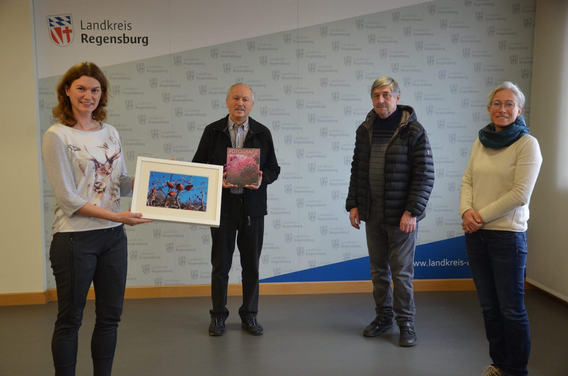 Fotowettbewerb zeigt Vielfalt in heimischen Gärten 125-jähriges Gründungsfest des Bezirksverbands Oberpfalz für Gartenbau und Landespflege