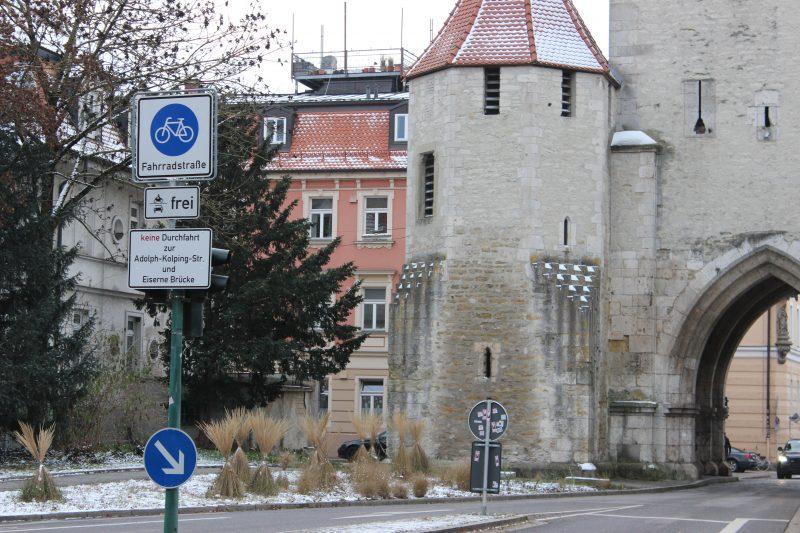 ostengasse fahrradstraße