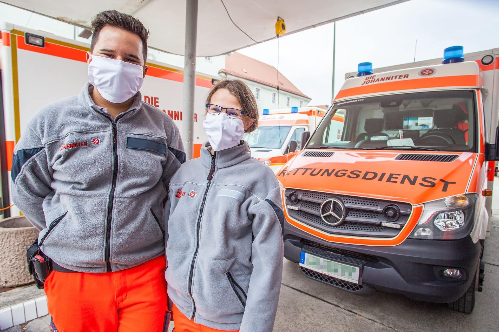 Johanniter in Ostbayern erhalten erneut TÜV-Siegel Hilfsorganisation zeichnet sich durch Professionalität und Menschlichkeit aus