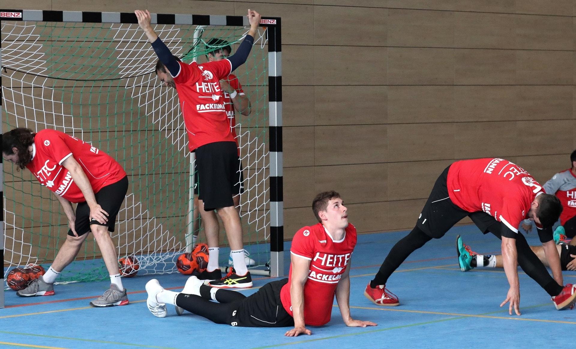 Handball: HC Erlangen startet in die Wintervorbereitungen Wegen WM fehlen fünf Spieler