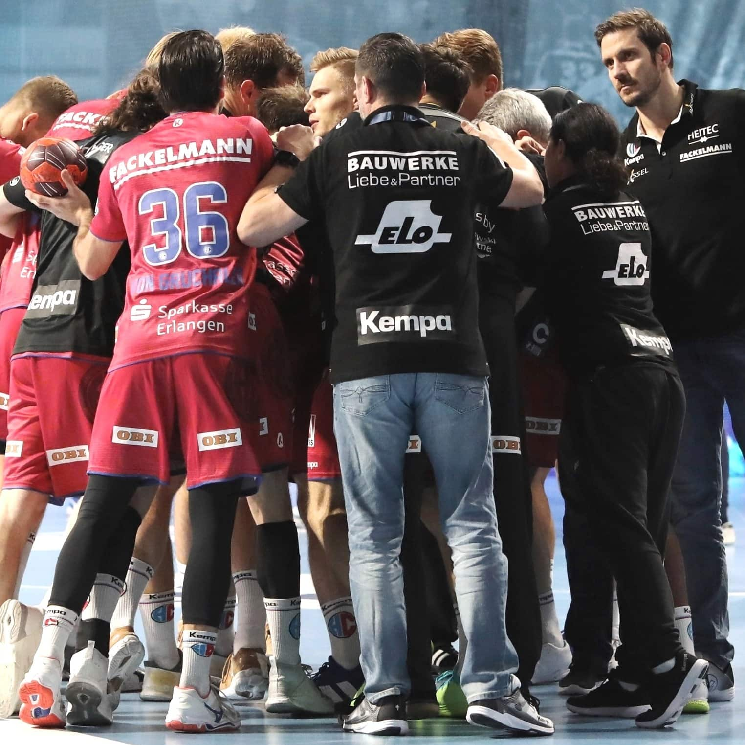 Handball-Bundesliga: Testspiele für den HC Erlangen terminiert Wieder etwas Wettkampfluft schnuppern