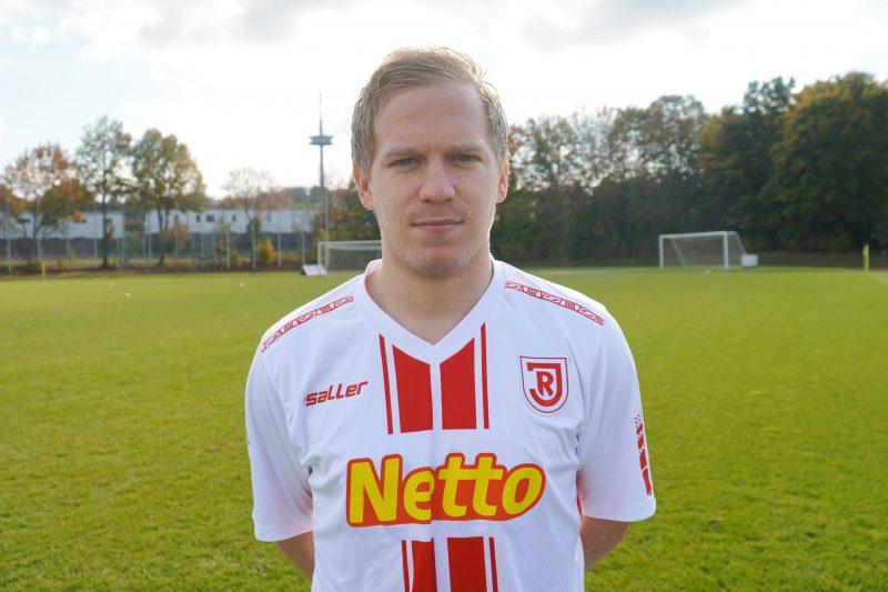 Alexander Nandzik verlässt Jahn Regensburg Der 28-jährige Linksverteidiger wechselt zum SGV Freiberg
