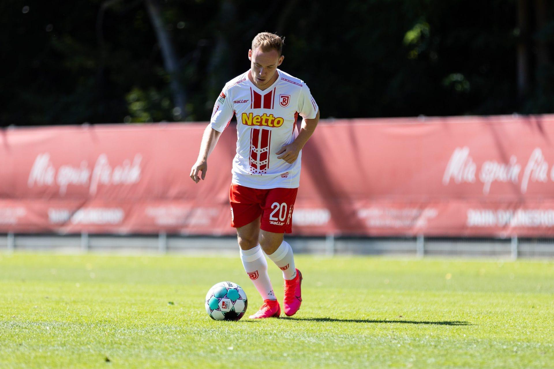 SSV Jahn: Federico Palacios schließt sich per Leihe dem MSV Duisburg an Bis Saisonende 2020/21