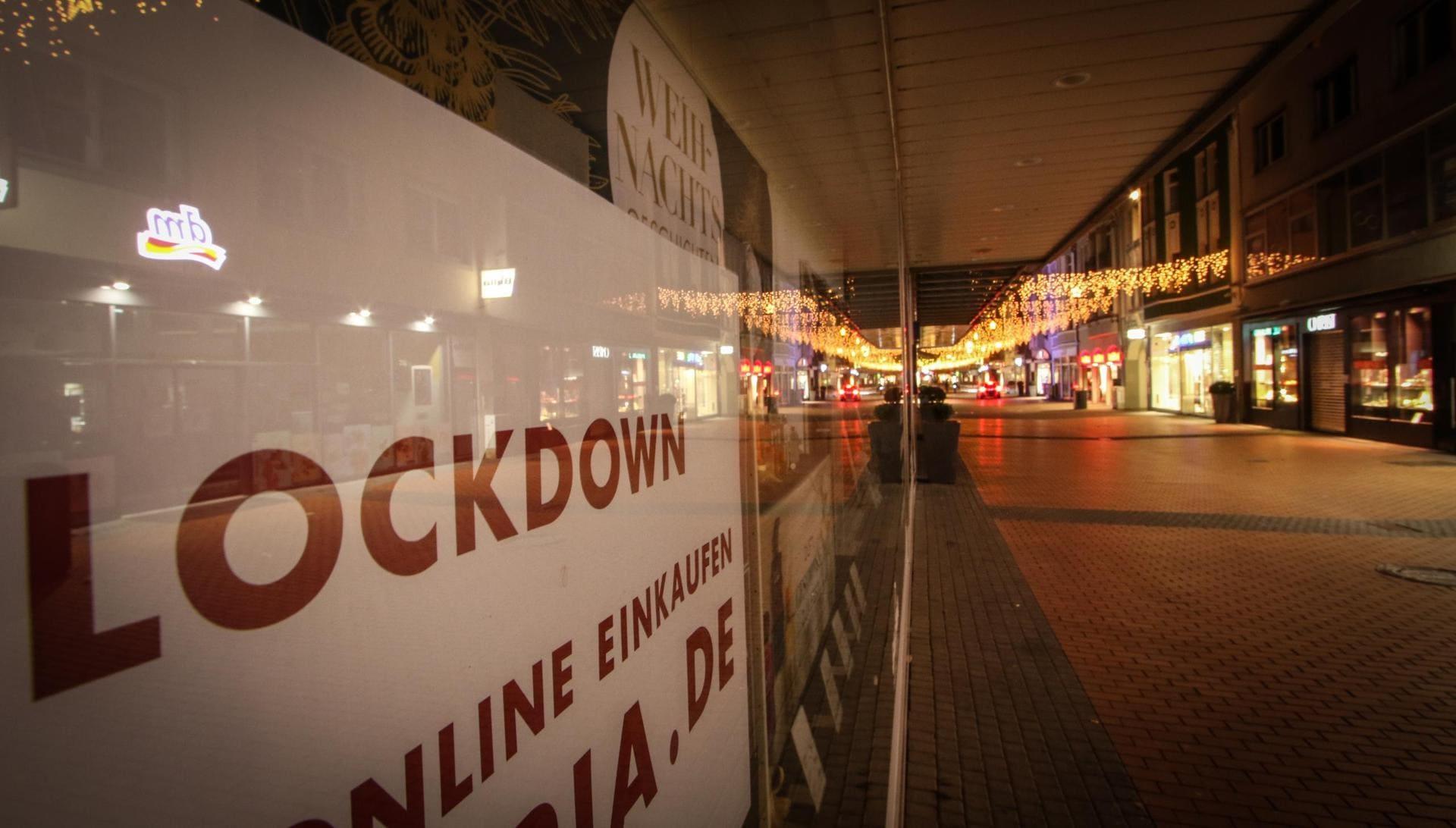 Amtsärzte zweifeln an Lockdown-Ende zum 31. Januar Weiter Vorsicht geboten