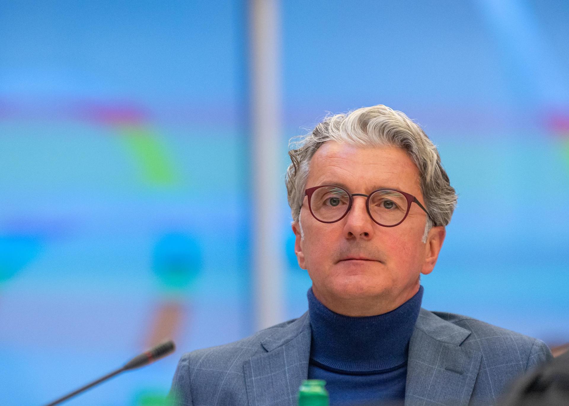 Aussage von Ex-Chef Stadler erwartet Audi-Prozess