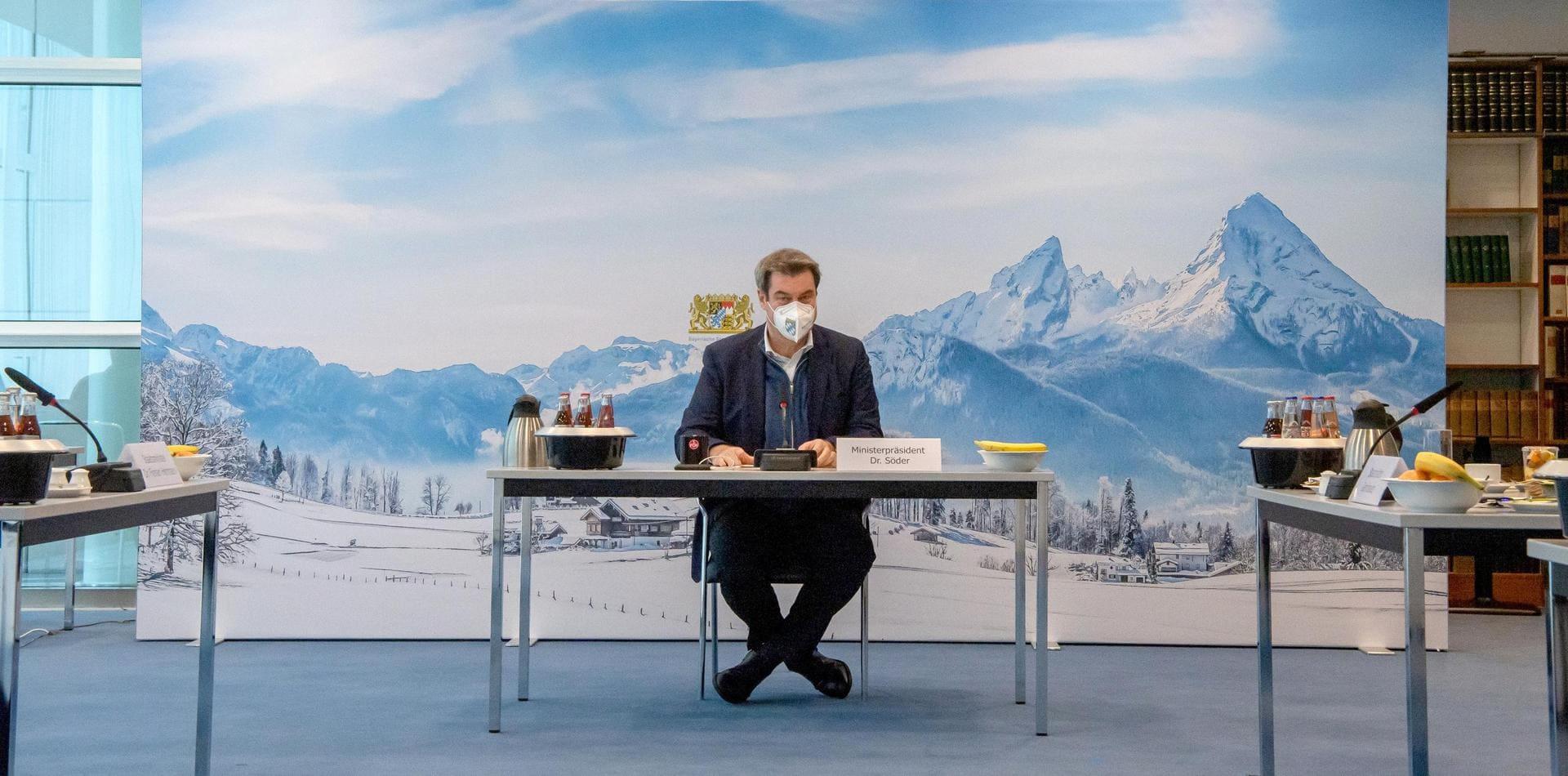 Bayern: FFP2-Maskenpflicht für Nahverkehr und Einzelhandel Ab Montag, 18. Januar
