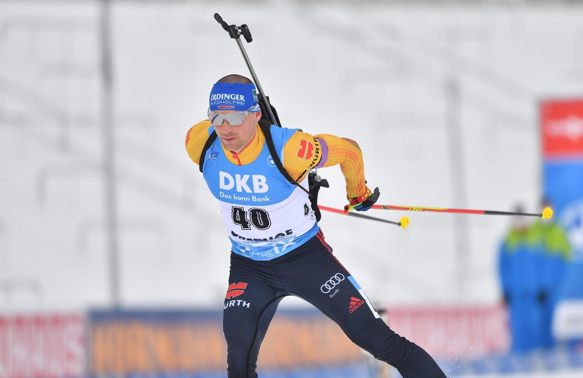 Das bringt der Wintersport am Freitag Biathlon bis Skeleton