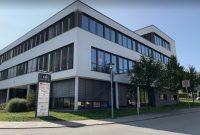 Aussenansicht Büro Fronteris Makler Ziegetsdorfer Straße 109 Regensburg